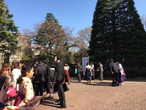 2015年度学位記授与式(卒業式)