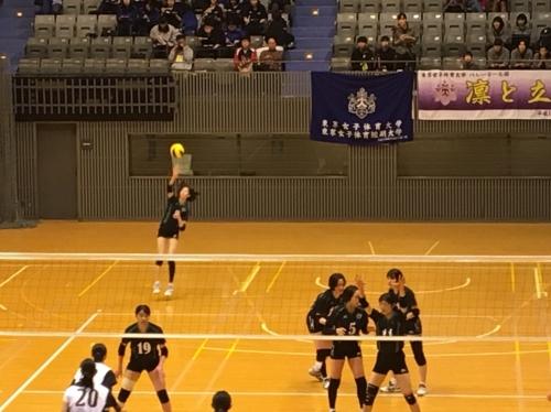 2017年度関東大学バレーボール春季リーグ戦