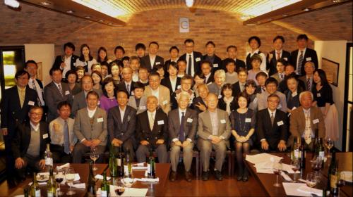 【青山学院大学ESS・OBOG Get-together】 満員御礼 盛会でした!