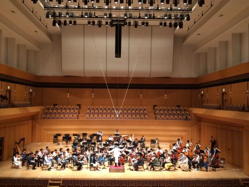 青山学院管弦楽団第110回定期演奏会、無事に終了!
