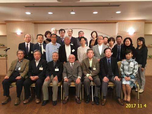 平成29年度OB/OG会総会を開催しました