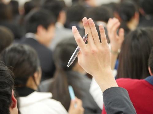 青山キャンパスにて「OBOGによる業界研究」開催