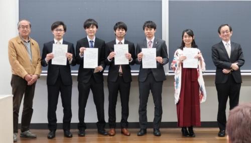 祝 卒業2018年3月