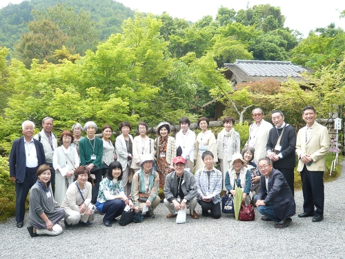 奈良県支部・京都支部合同散策会 in 奈良      開催のお知らせ