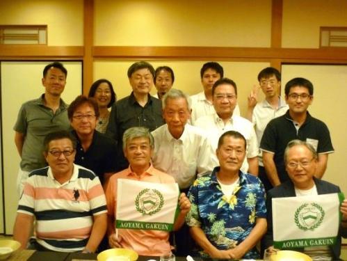 和歌山県支部 『2018 夏の集い(懇親会)』 が開催されました。