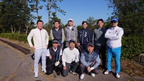 親睦ゴルフ&女子ランチ会を開催しました
