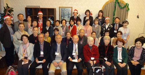 京都支部 クリスマス祝会ご報告(2018年12月8日)