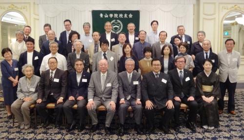 2019年 仙台支部 総会・懇親会を開催しました