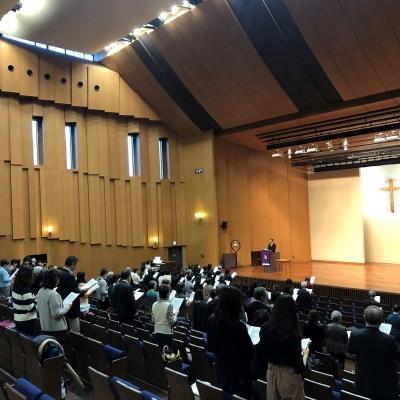 2019年 クリスマス讃美礼拝と聖書講談