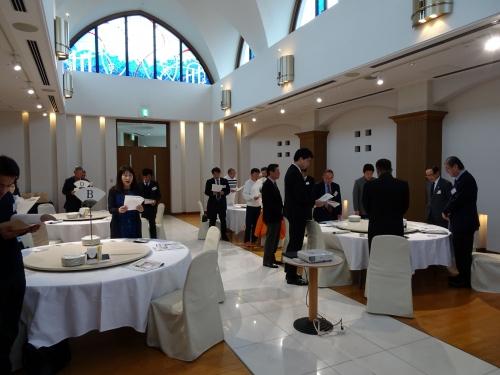 第19回 青山学院校友会和歌山県支部 総会・懇親会が開催されました。